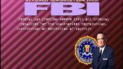 Rhino Home Video-FBI warning