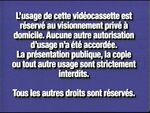 2000 FBI Warning (Canadian French)