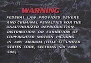 Prism Entertainment Warning