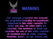 20 20 Vision Warning Scroll (S1)