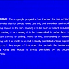 Intercontinental Video Ltd. (Warning 1) (English)