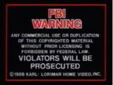 Karl-Lorimar Home Video Warning Screens