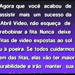 Abril Video (Warning 1) (Part 1)