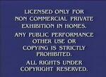 Paramount Warning Screen 90th Anniversary
