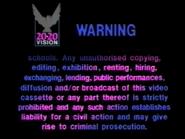 20 20 Vision Warning Scroll (S2)