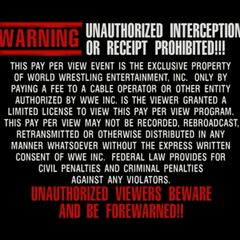 World Wrestling Entertainment (pay-per-view)