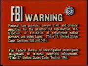 20th Century FOX FBI Warning Screen 1b