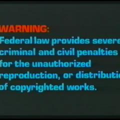 Electronic Education (Warning 1)