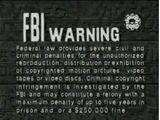 Video Treasures/Anchor Bay Entertainment Warning Screens