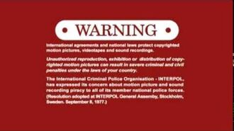 KaBoom! Entertainment Inc. Warning Screen (2013-)