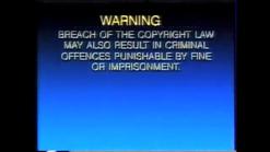 FBI Anti-Piracy Warning
