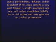Columbia TriStar Home Video Warning (1995) (S2)