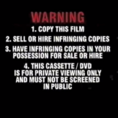 Sony Pictures Home Entertainment Warning Screens | The FBI