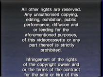 CIC Video AU Warning Screen 1995 B