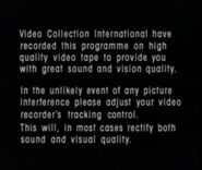 VCI Warning Variant 1994