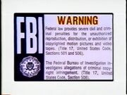Warner Home Video Warning -1