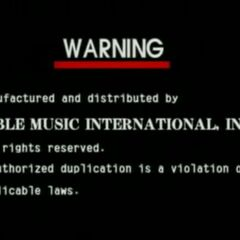 Able Music International, Inc. (Warning 1)