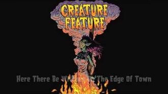 Creature Feature - Here There Be Witches (Official Lyrics Video)