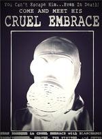 Cruel embrace movie poster