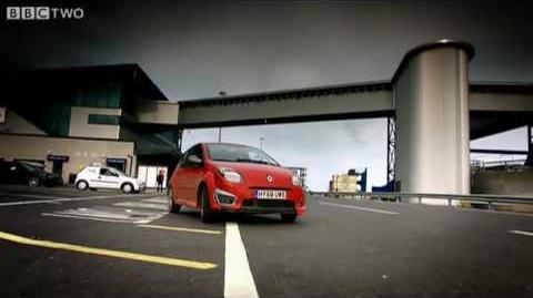 Stena Voyager-Top Gear