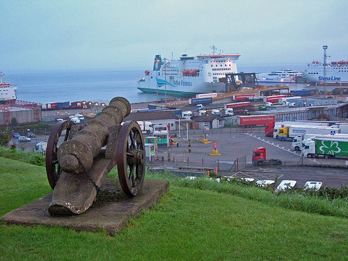 Rosslare europort the ferry wiki fandom powered by wikia - Rosslare ferry port arrivals ...
