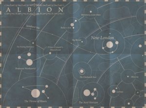 Sunless Skies Albion map KS