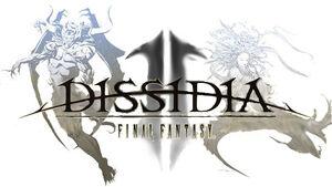Dissidia II Logo