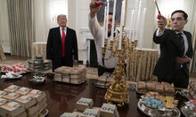 Trump-fast-food-candles