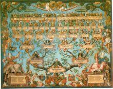 900-158 Ahnentafel Herzog Ludwig