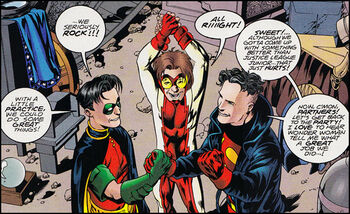 YoungJustice WorldWOut2