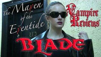 Vampire Reviews Blade