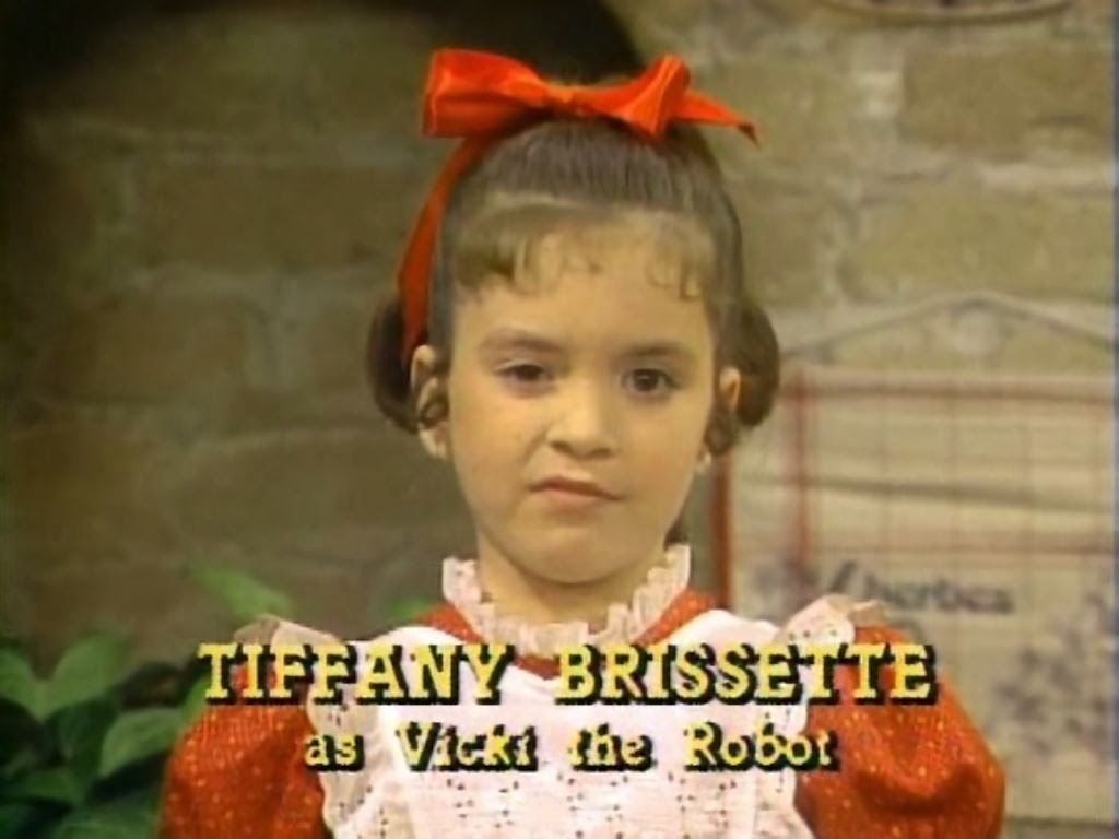 small wonder Small wonder tv show intro from 1985 .