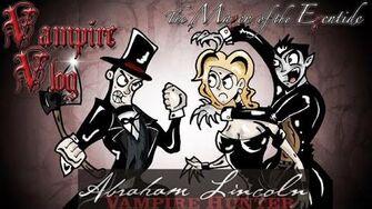 Vampire Reviews Abraham Lincoln Vampire Hunter