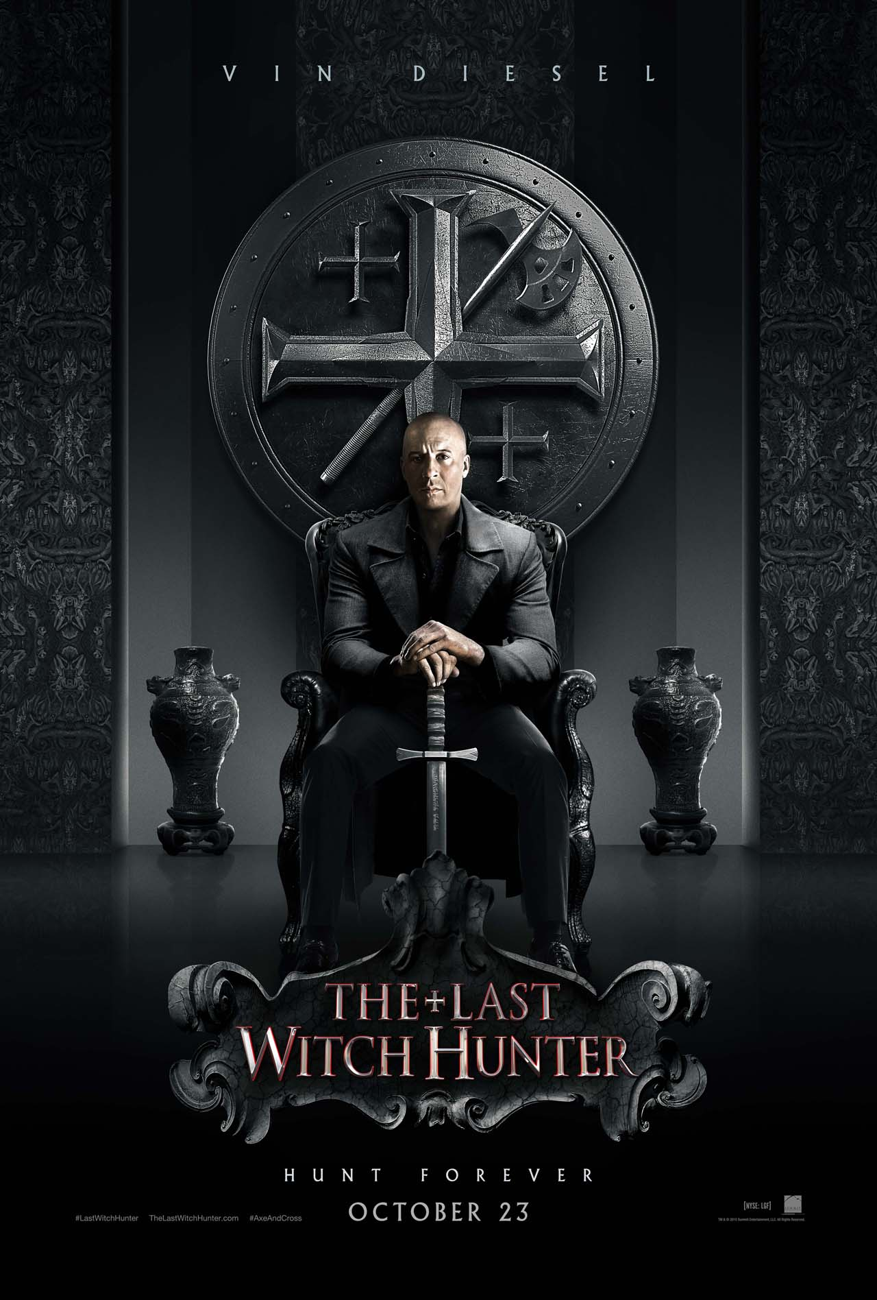 Episode  The Last Witch Hunter