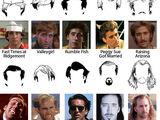 Nicolas Cage's Hair