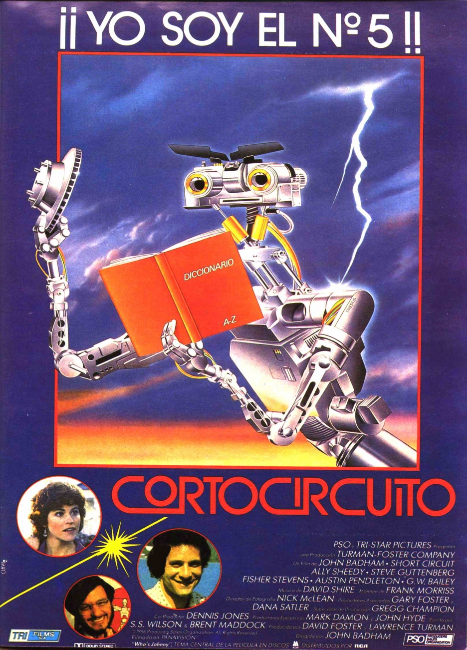 Short Circuit The Flop House Wiki Fandom Powered By Wikia Robots