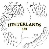 Hinterlands bar logo