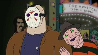 The Freddy & Jason tangent