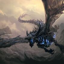 Wowwlk-frost-wyrm-flying