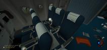 Soda en el Avión