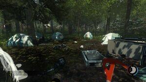 TheForest-CampamentoAbandonado2