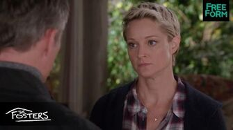 The Fosters Season 4, Episode 13 Sneak Peek Stef and Robert Talk About Callie Freeform