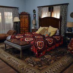 Adams Foster bedroom
