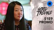 Good Trouble Season 1, Episode 9 Promo Will Alice Come Out To Her Parents?