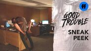 Good Trouble Season 2, Episode 2 Sneak Peek Hooking Up at Work Freeform