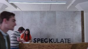 Speckulate Sign