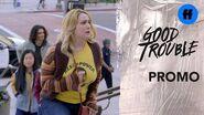 Good Trouble Season 2 Promo Expectation vs