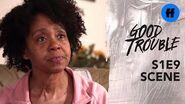 Good Trouble Season 1, Episode 9 Can Malika Forgive Her Mom? Freeform