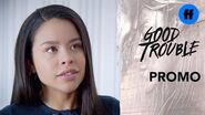 Good Trouble Season 2 Promo Mariana Fights For Equality