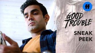 Good Trouble Season 2, Episode 16 Sneak Peek Are Raj & Isabella a Thing? Freeform